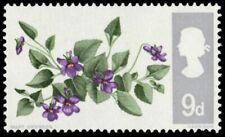 "GREAT BRITAIN 492 - Wild Flowers ""Dog Violet"" (pb23335)"