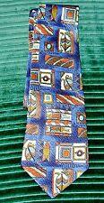 Alberto Perricci Handmade Silk Tie.  Imported Italian Silk, Handmade in the USA