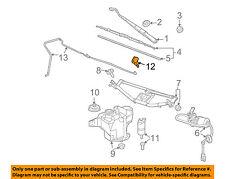 GM OEM Windshield Wiper Washer-Nozzle Spray Jet 20820073