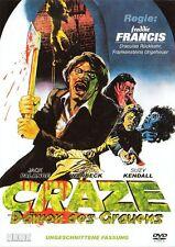 Craze - Dämon des Grauens ( Horror Klassiker ) mit Jack Palance, Diana Dors