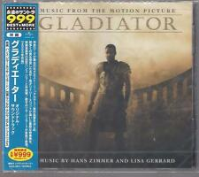 GLADIATOR HANS ZIMMER LISA GERRARD JAPAN NEW & SEALED