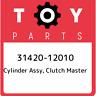 31420-12010 Toyota Cylinder assy, clutch master 3142012010, New Genuine OEM Part