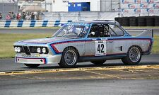 1973 BMW CSL at Daytona Vintage Classic Race Car Photo CA-1161