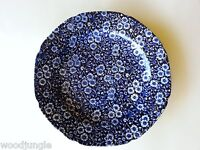 PAUL WINCHELL BLUE CALICO DINNER PLATE TIGGER WINNIE THE POOH DISNEY CROWNFORD