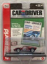 Auto World 1965 ford gt 40 ultra red chase. # 72