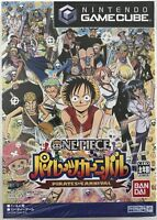One Piece Pirates Carnival - Nintendo Gamecube - Neuf sous blister - NTSC-J JAP