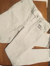 Rock And Republic Size 8 Grey Jeans