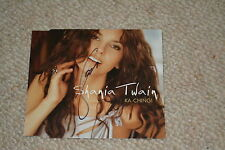 SHANIA TWAIN signed Autogramm  In Person rar!! KA-CHING CD Cover inkl. CD