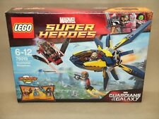 Lego Set 76019 Marvel Super Heros Starblaster Showdown (Necrocraft Orb) - NEW