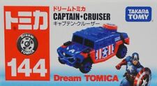 Takara Tomy TOMICA Hummer Captain America Cruiser Marvel Stark Industries car
