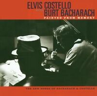 Elvis Costello And Burt Bacharach - Painted (NEW CD)