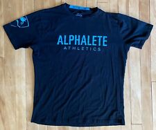 Alphalete Frostbite Performance Shirt Large