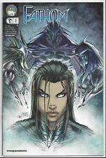 FATHOM #3 COVER A VOLUME 2 (2005) NEAR MINT- 9.2 MICHAEL TURNER