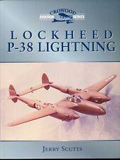Lockheed P-38 Lightning (Crowood Aviation Series) - New Copy