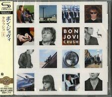 BON JOVI-CRUSH +3-JAPAN SHM-CD D50