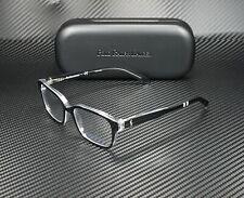 Ralph Lauren Polo Prep PP8520 541 Cristal Negro lentes de demostración 48 mm anteojos para hombre