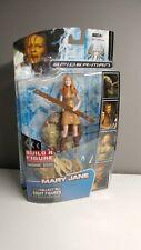 NEW SEALED Marvel SPIDERMAN 3 MOVIE Mary Jane Build a figure Sandman series BAF