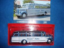 n° 49 BORGWARD BO 4000 Autobus et Autocar du Monde an. 1952 1/43 Neuf boite NEW