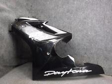 09 Triumph Daytona 675 Left Side Fairing Cowling L2A