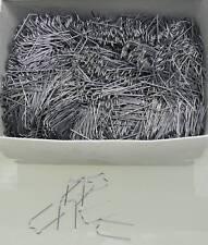 1 kg Patenthaften 17/35 Krampen Nadeln zum Stecken Draht Weihnachten Kranz NA01