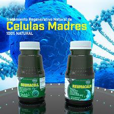 Reumacell and Reumacalm Tratamiento Natural Regenerativo de Celulas Madres