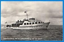 Schiermonnikoog / Veerboot / Met Schiermonnikoog naar het eiland 1960-1965