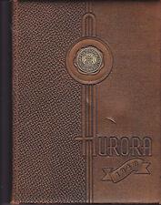 MICHIGAN STATE NORMAL COLLEGE. AURORA 1940- College Year Book.