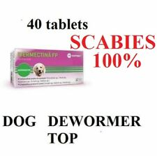 IVERMECTIN FP 3mg for scabies, orally dewormer for dogs, cats, antiparasitic