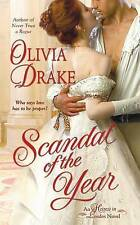 NEW Scandal of the Year (Heiress In London) by Olivia Drake