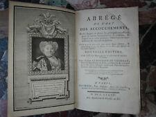 1777 - OSTETRICIA - MEDICINA - Angélique Marguerite Le Boursier du Coudray