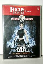 TOMB RAIDER THE ANGEL OF DARKNESS USATO OTTIMO PC CDROM VER ITALIANA RS2 39474