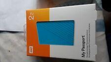 Western Digital My Passport 2TB Portable External HD  Brand NEW!!