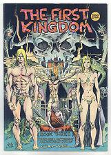 First Kingdom #3 FNVF Geiser Katz (1st Printing 1975)