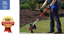 "Craftsman 15"" Electric Corded Grass Trimmer Garden Cutting Power Weed Brush Yard"