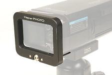 Godox Ad200, Flashpoint eVolv 200 bumper/Arca Plate 4 Rrs Kirk Markins Wimberley