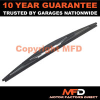 "MAZDA 2 HATCHBACK 2007 ON 14"" 350MM REAR BACK WINDOW WINDSCREEN WIPER BLADE"