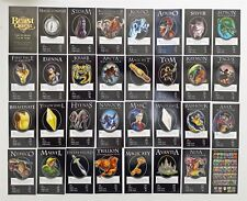 Beast Quest Pack 30 Cards Series 1 to 5 Rare Collector Adam Blade Boys Fun New