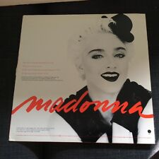 Madonna you can dance promo holiday / Over and Over