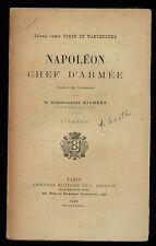 YORCK DE WARTENBURG NAPOLEON CHEF D'ARMEE BAUDOIN 1899 NAPOLEONICA MILITARI RARO