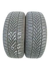 2x 8,5 mm Winterreifen 185/60 R14 82T M+S 6 x14 ET41 Ford Escort Maxxis Reifen