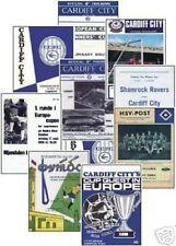 Cardiff City Home Teams Football European Club Fixtures