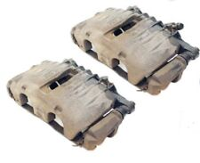 Complete Holden Commodore Front Brake Calipers Pads Banjo Bolt Pair VT VX VY VZ