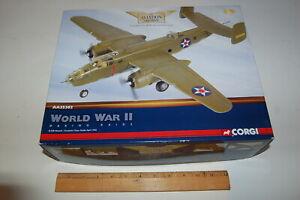 CORGI, DIE CAST B-25B MITCHELL BOMBER, DOOLITTLE'S TOKYO RAIDER, #AA35302