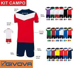 Complet Football Ensemble Campo Givova (Maillot + Pantalon Mute Volley-Ball
