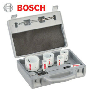 Bosch 2608584670 9 Piece HSS-Bimetal Progressor Holesaw Set