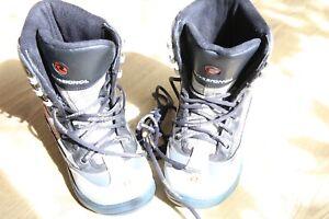 Snowboard Boots ROSSIGNOL Gr. EUR 36.5 in gutem Zustand Grau