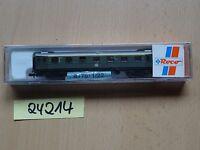 Roco   N  Art   24214  Personenwagen  1/2. Klasse  DB   - Neuware