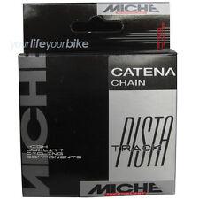 """MICHE PISTA TRACK SINGLESPEED FAHRRAD KETTE 1/8"""" DIRT JUMP FIXIE BIKE 1-GANG MTB"""