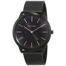 Calvin klein K3M21421 Männer minimal Armbanduhr