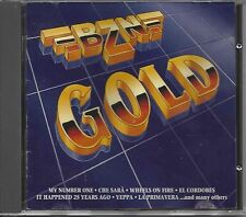 BZN  ‎–   Gold  cd    18 tracks